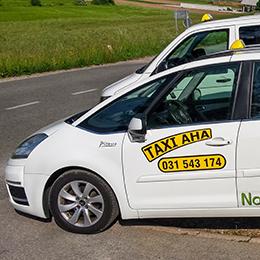 Taxi-AHA Citroen C4 Picasso
